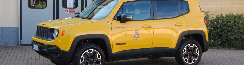 Allestimenti auto per disabili con la qualità di fiat autonomy