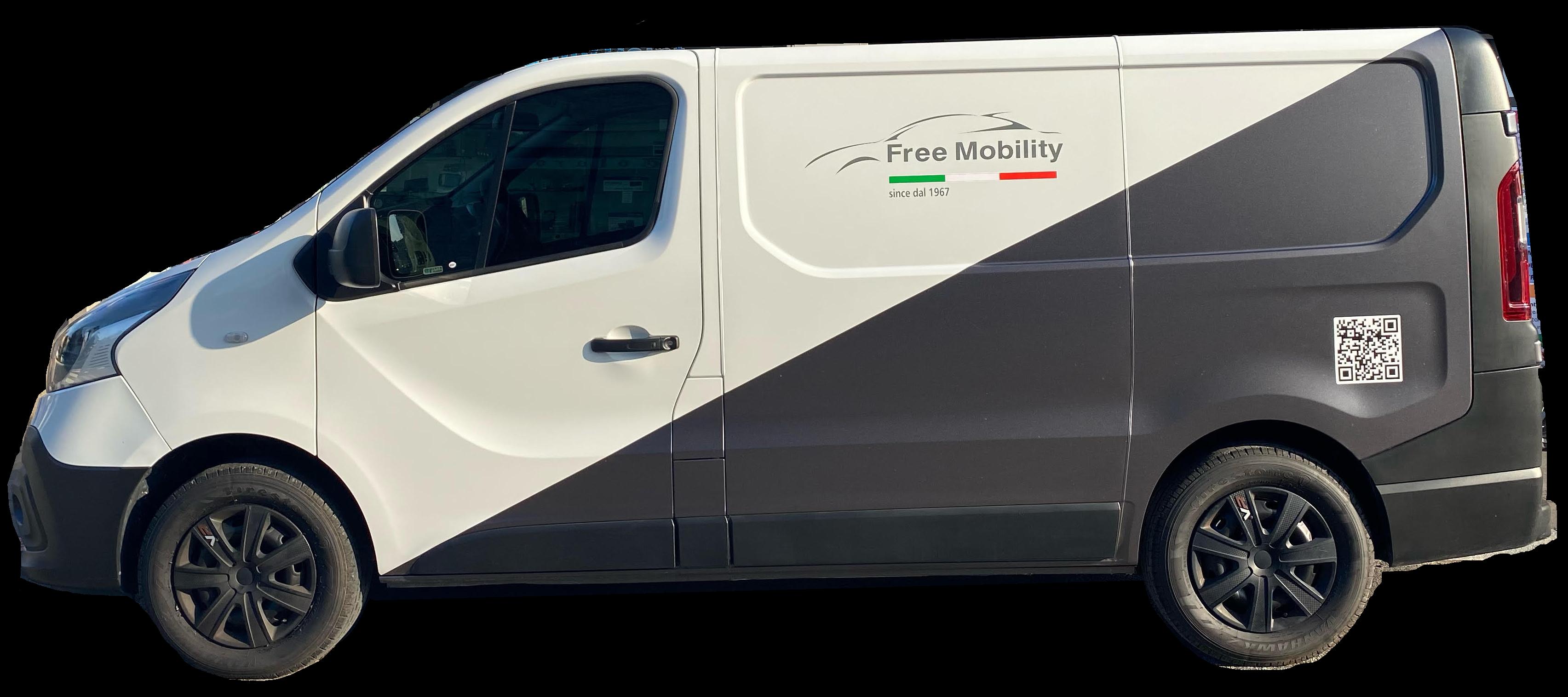 il logo di fiat autonomy allestimenti auto per disabili